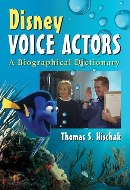 (ebook) Disney Voice Actors