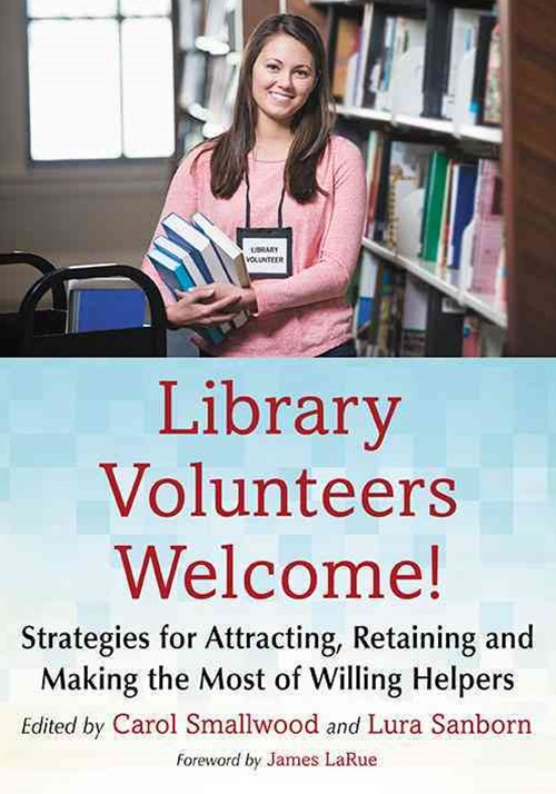Library Volunteers Welcome!