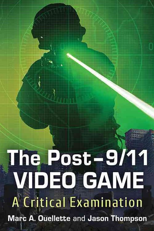 Post-9/11 Video Game