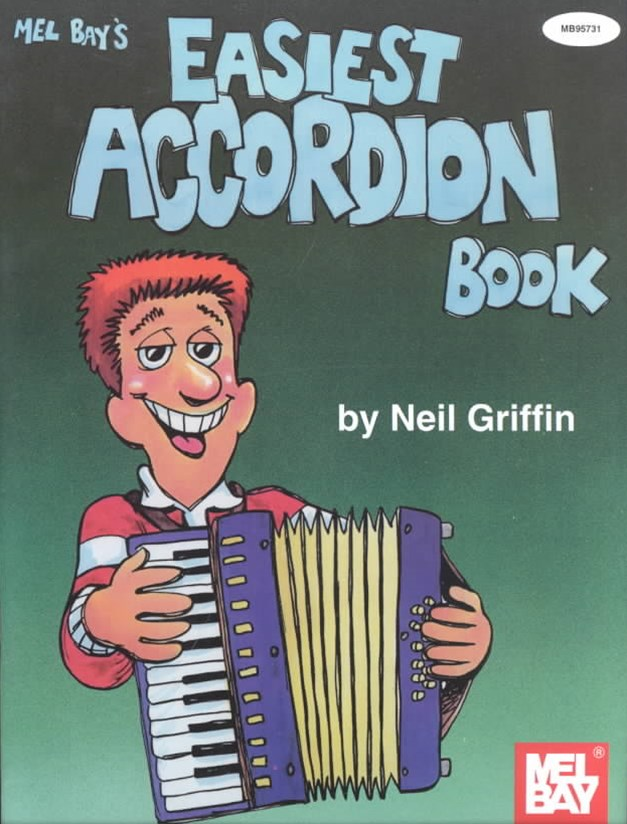 Mel Bay's Easiest Accordion Book