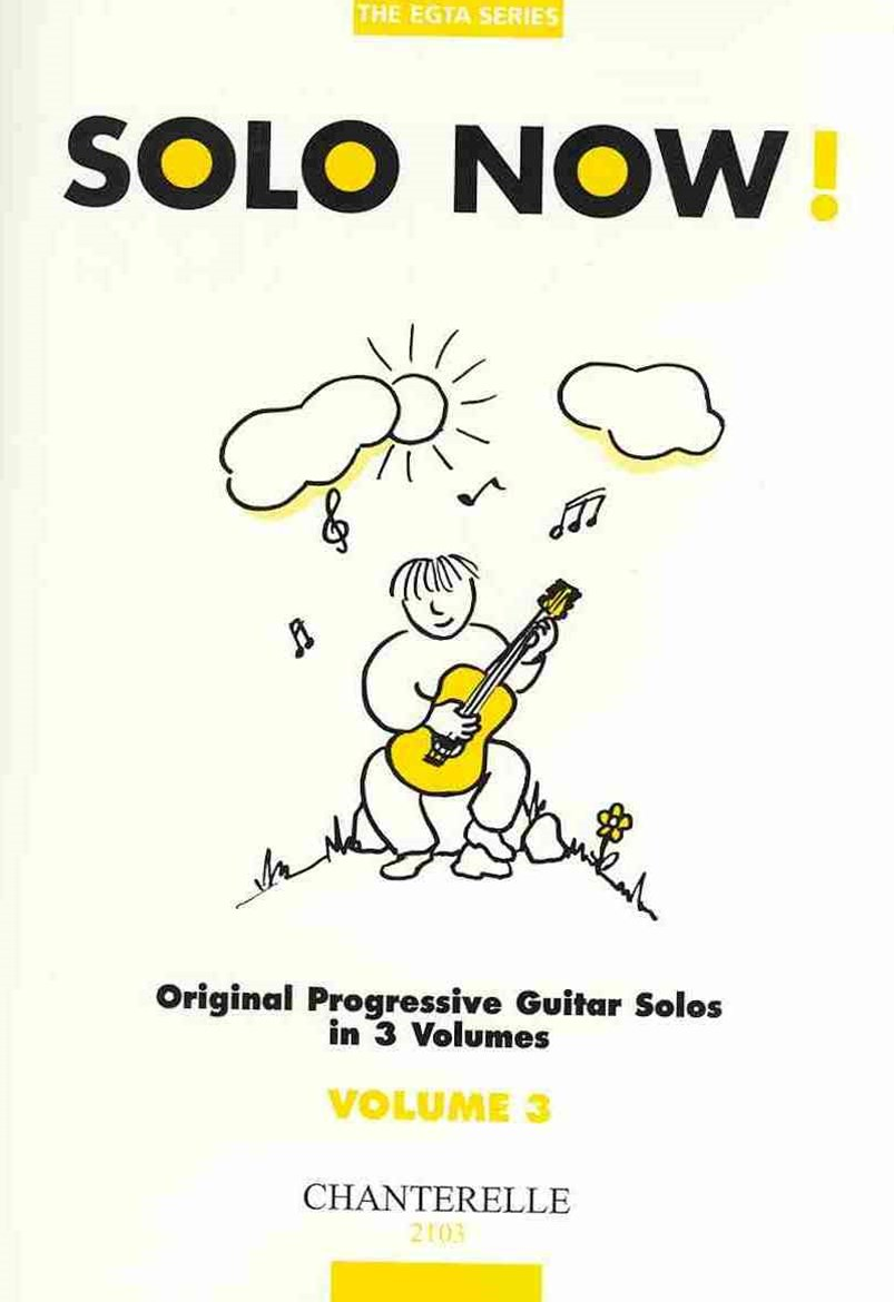 Solo Now! Volume 3 Original Progressive Guitar Solos