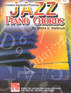 Jazz Piano Chords by Misha V. Stefanuk (9780786653584) - PaperBack - Entertainment Music General