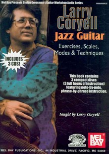 LARRY CORYELL JAZZ GTR BKCD by Larry Coryell (9780786659258) - PaperBack - Entertainment Music Technique
