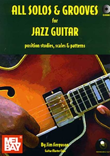 All Solos and Grooves for Jazz Guitar