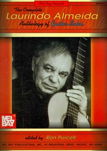 The Complete Laurindo Almeida Anthology of Guitar Solos by Laurindo Almeida, Ron Purcell (9780786661831) - PaperBack - Entertainment Music Technique