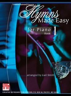 Hymns Made Easy for Piano Book 1 - Entertainment Music General