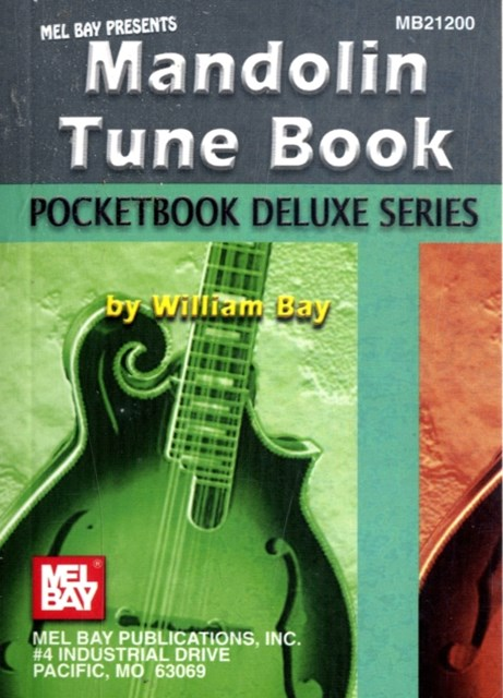 MANDOLIN TUNE BOOK POCKETBOOK DELUXE SER