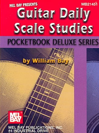 Guitar Daily Scale Studies