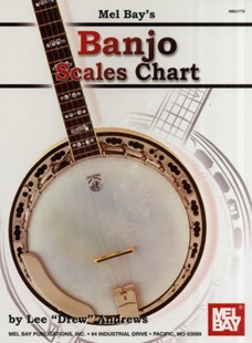 Banjo Scales Chart - Entertainment Music General
