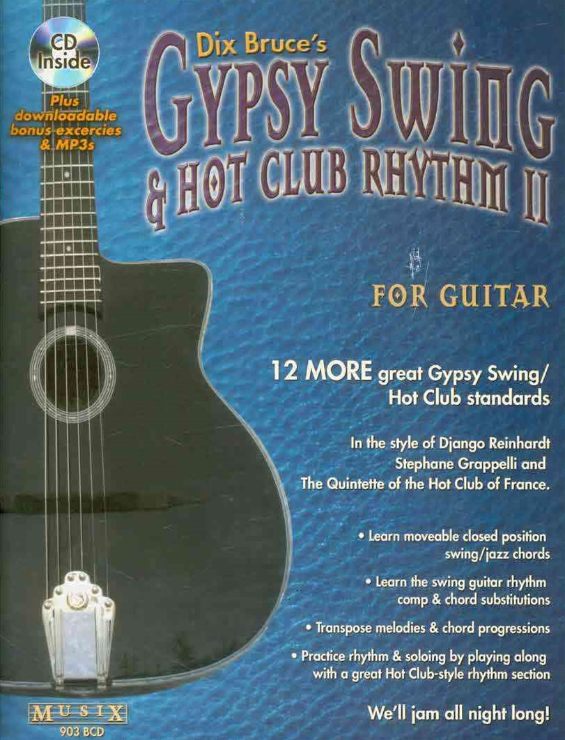 Gypsy Swing and Hot Club Rhythm II for Guitar