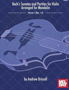 BACHS SONATAS & PARTITAS FOR SOLO VIOLIN by Andrew Driscoll (9780786685790) - PaperBack - Entertainment Music Technique