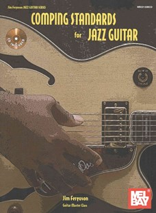 Comping Standards for Jazz Guitar by UNKNOWN (9780786685868) - PaperBack - Entertainment Music Technique