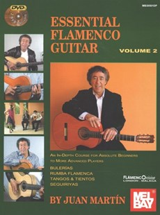 Essential Flamenco Guitar by Juan Martin (9780786687848) - PaperBack - Entertainment Music Technique