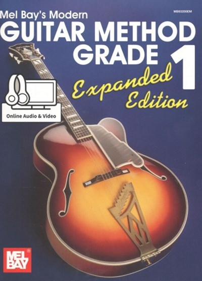 Modern Guitar Method Grade 1, Expanded Edition