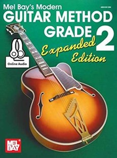 MODERN GUITAR METHOD GRADE 2 by MEL BAY (9780786688609) - PaperBack - Entertainment Music Technique