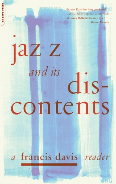 Jazz And Its Discontents