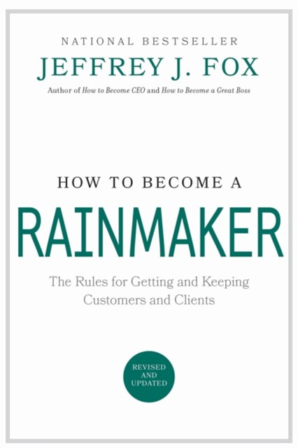 (ebook) How to Become a Rainmaker