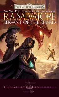 Servant of the Shard by R.A. Salvatore, R. A. Salvatore (9780786939503) - PaperBack - Young Adult Paranormal
