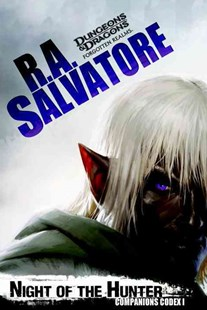 Night Of The Hunter by R. A. Salvatore (9780786965175) - PaperBack - Young Adult Paranormal