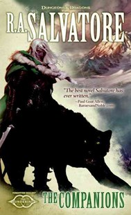 The Companions by R. A. Salvatore (9780786965229) - PaperBack - Fantasy