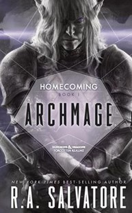 Archmage by R.A. Salvatore (9780786966134) - PaperBack - Fantasy