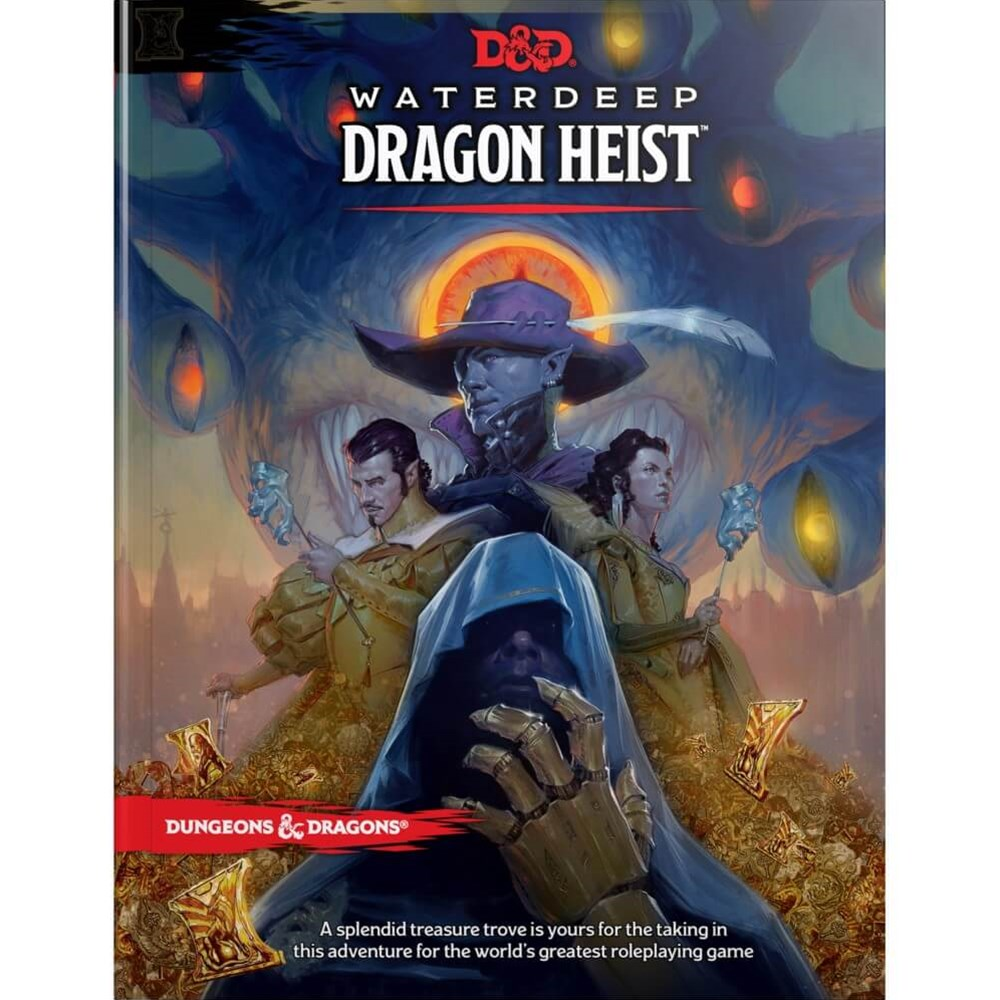 D&D Waterdeep Dragon Heist