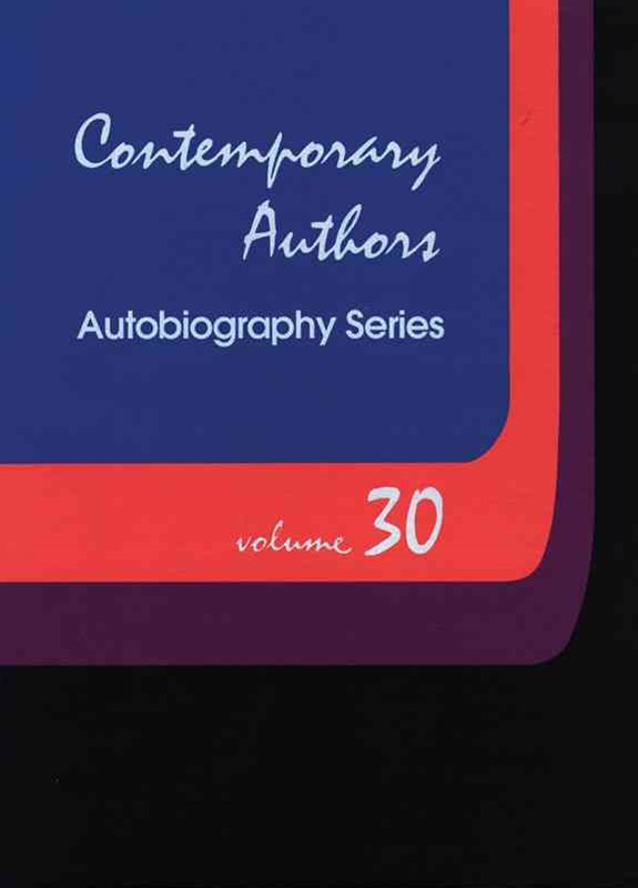 Contemporary Authors Autobiography