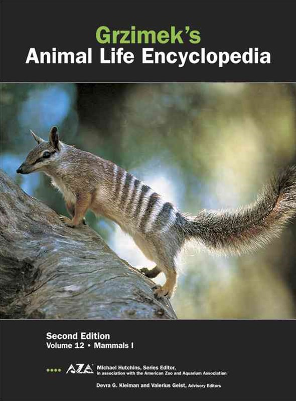 Grzimeks Animal Life Encyclopedia 2