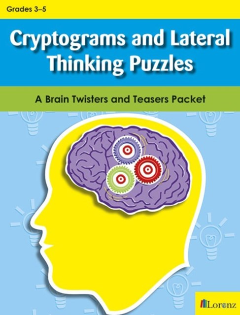 (ebook) Cryptograms and Lateral Thinking Puzzles