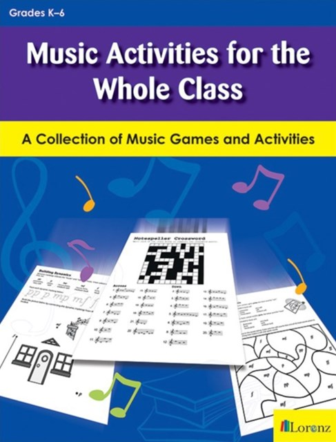 (ebook) Music Activities for the Whole Class