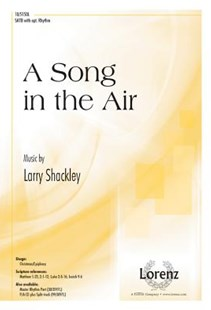 A Song in the Air by Larry Shackley (9780787761790) - PaperBack - Entertainment Sheet Music