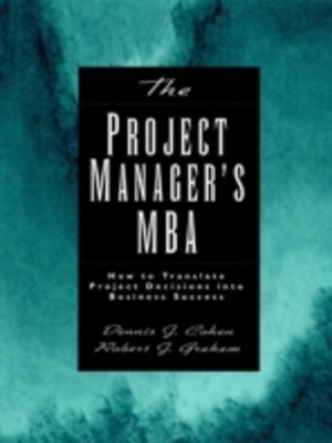 Project Manager's MBA