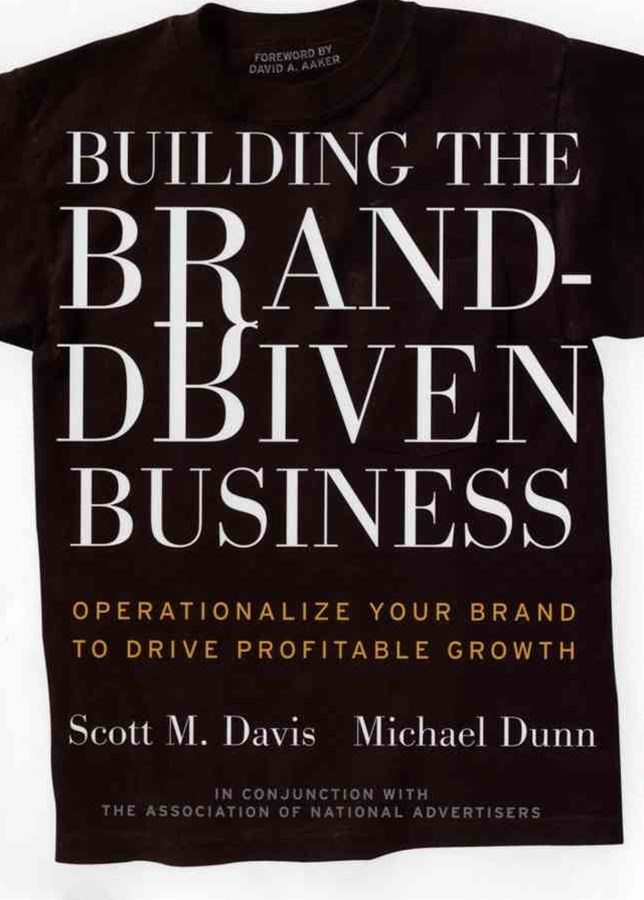 Building the Brand-driven Business