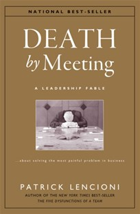 (ebook) Death by Meeting - Business & Finance Careers