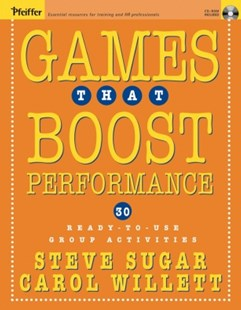 (ebook) Games That Boost Performance - Business & Finance Ecommerce