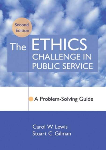 (ebook) The Ethics Challenge in Public Service