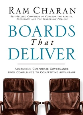 (ebook) Boards That Deliver