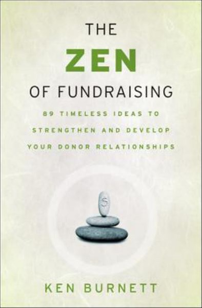 The Zen of Fundraising