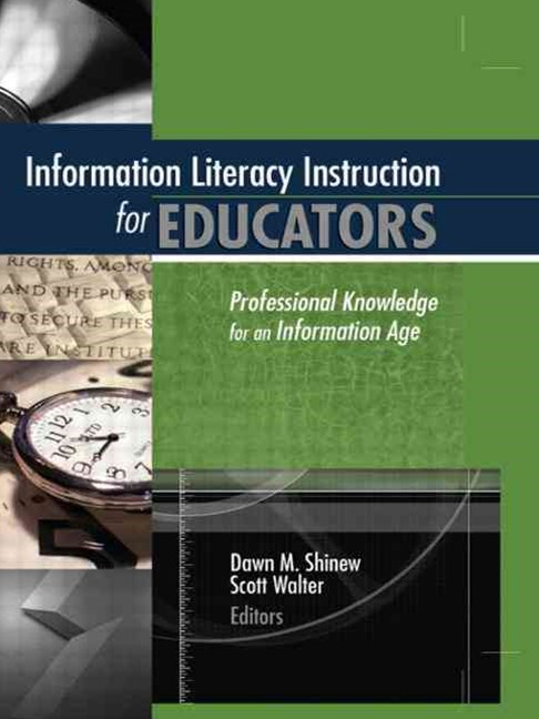 Information Literacy for Educators