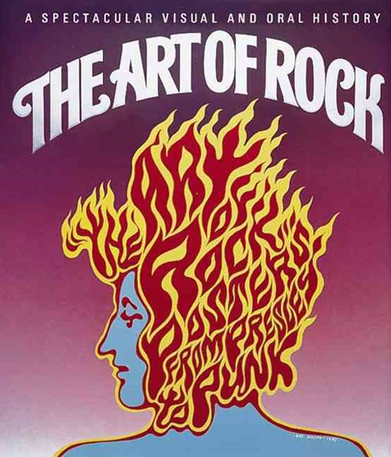 Art of Rock: Posters from Presley to Punk: Tiny Folio