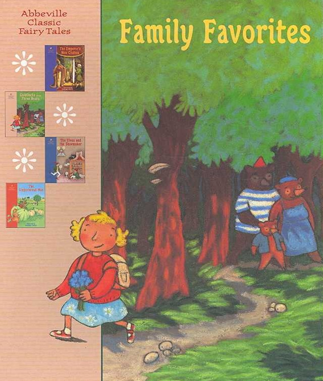 Family Favorites (boxed Set Includes the Emperor's New Clothes, Goldilocks and the Three Bears, the Elves and the Shoemaker and the Gingerbread Man)