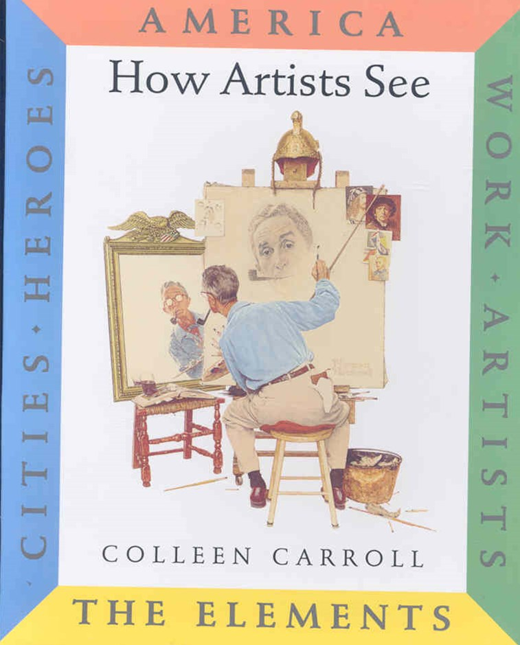 How Artists See Boxed Set: Collection Ii: America, Work, Artists, the Elements, Cities, Heroes
