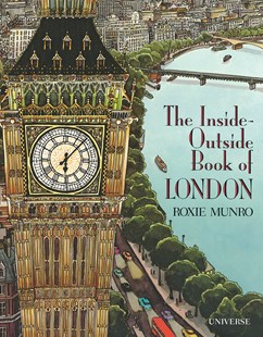Inside-Outside Book of London by Roxie Munro (9780789329134) - HardCover - Non-Fiction History
