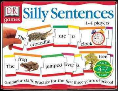 Silly Sentences by Inc. Dorling Kindersley (9780789454720) - HardCover - Non-Fiction Art & Activity