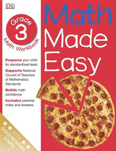 Math Made Easy, Grade 3 by Sean McArdle (9780789457295) - PaperBack - Non-Fiction