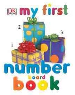 My First Number Board Book by Kristin Ward, Kristin Ward (9780789499035) - HardCover - Non-Fiction Early Learning