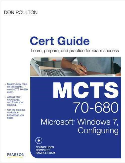 MCTS 70-680 Cert Guide