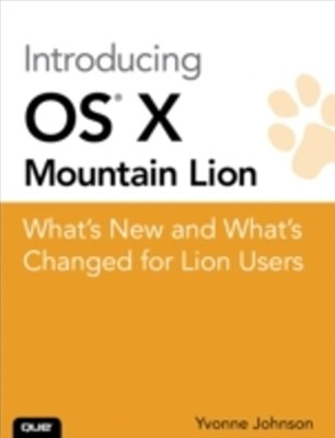 Introducing OS X Mountain Lion