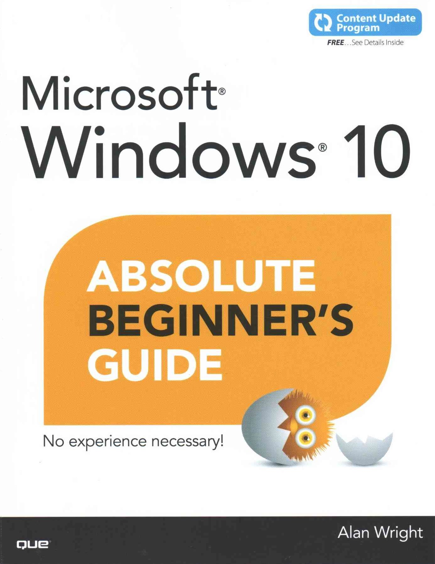 Windows 10 Absolute Beginner's Guide