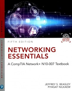 Networking Essentials by Jeffrey S. Beasley, Piyasat Nilkaew (9780789758743) - PaperBack - Computing Certification